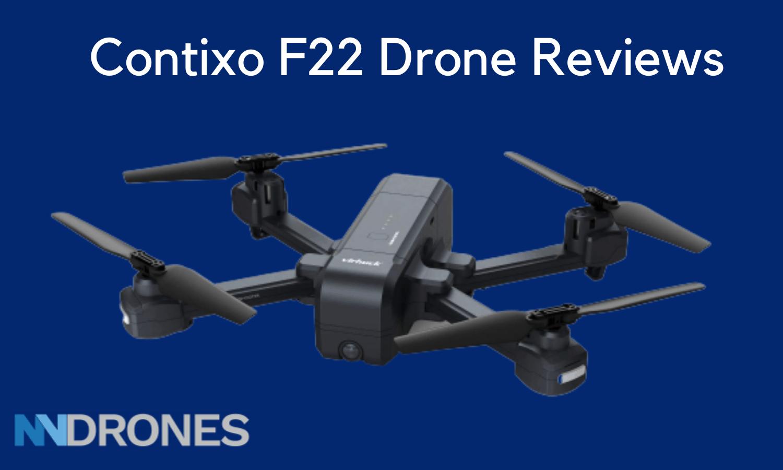 Contixo F22 Drone Reviews