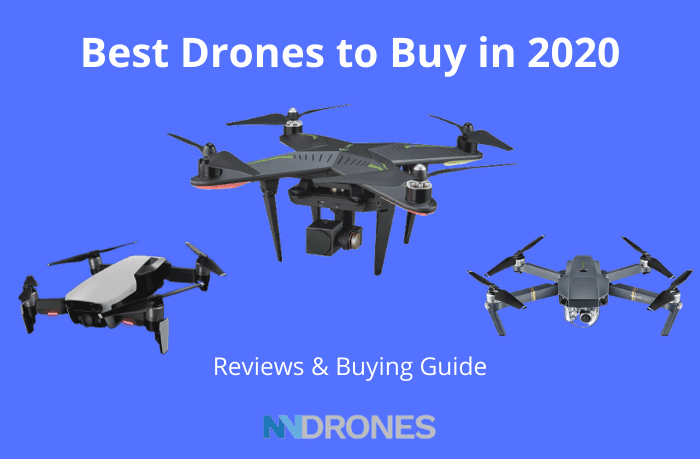 Best Drones 2020